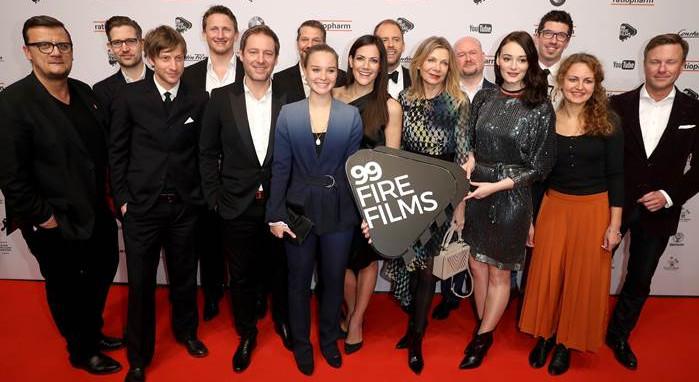 "Jury beim ""99 Firefilm Festival"""