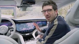 Mercedes EQS - Weltpremiere