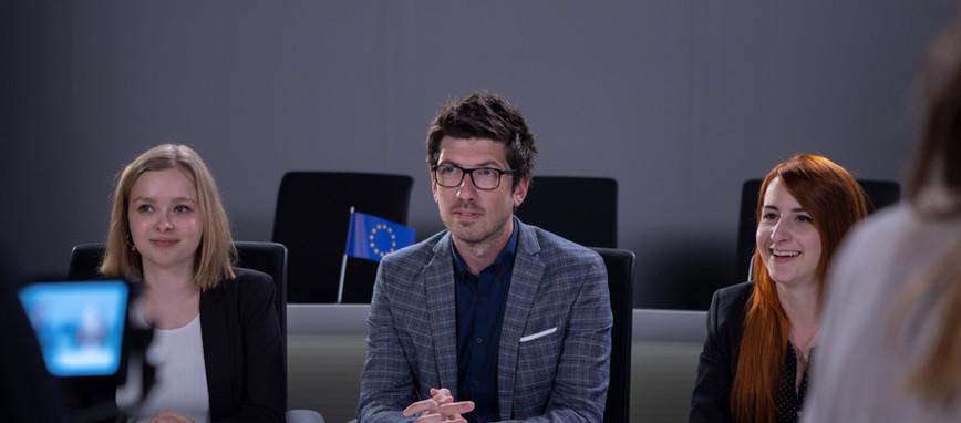 """""""Diesmal Wähle Ich"""" Werbespot - EU Parlament 2019"""