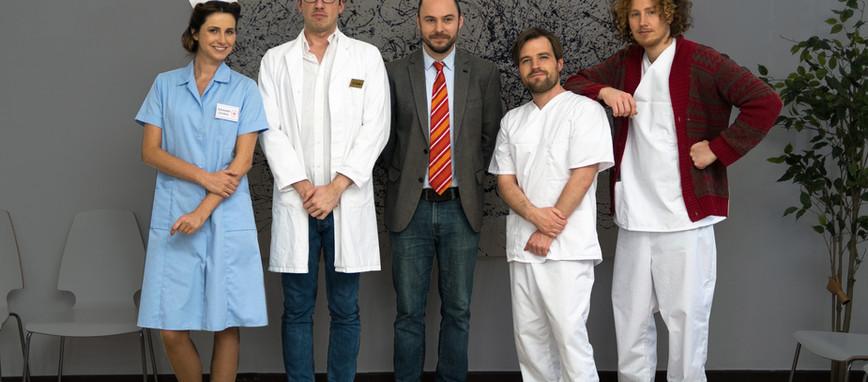 "Darsteller ZDF Miniserie ""neoManiacs"""