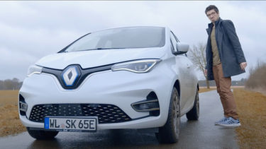 Renault Zoe 2020 - Elektromobiliät - Cinematic Review