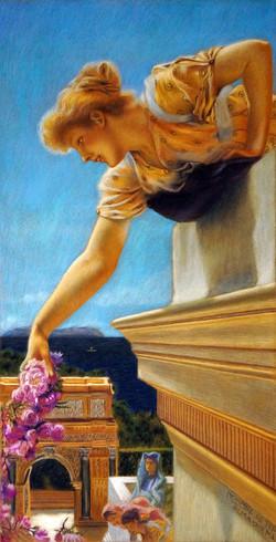 God Speed - Alma Tadema