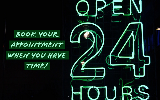 Booking After Hours!!!