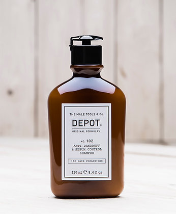 No. 102 Anti-Dandruff & Sebum Control Shampoo
