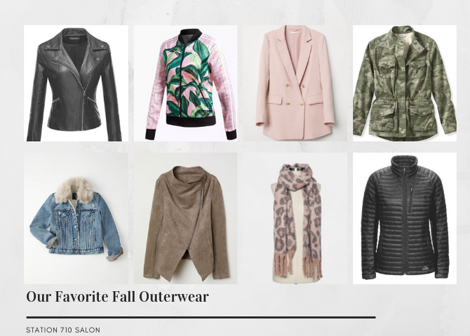 Our Favorite Outerwear