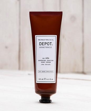 No. 404 Soothing Shaving Soap Cream