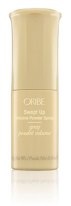 Swept Up Powder Volume
