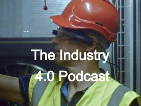 The Industry 4.0 Podcast with Fearghal Kelly