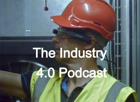 The Industry 4.0 Podcast with Thom Strimbu