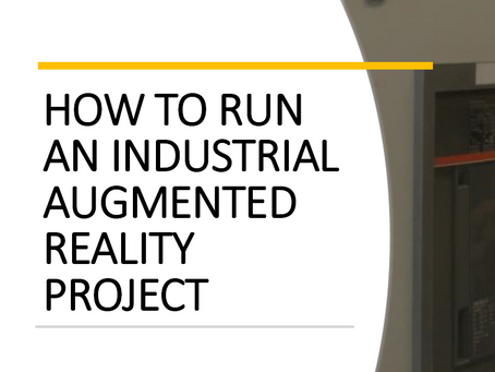 [WHITE PAPER] Guide to Run an Industrial AR Project