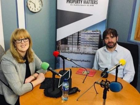 Patrick Liddy on Property Matters