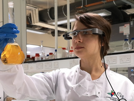 Augmented Reality for Life Sciences