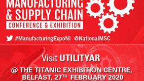 Northern Ireland Manufacturing & Supply Chain Conference & Exhibition