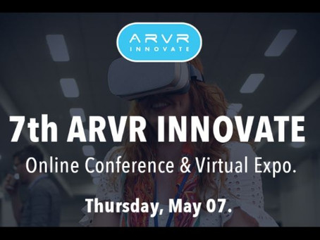 ARVR INNOVATE Conference and Expo 2020