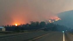 Beulah Hill Fire