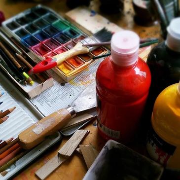 Nabór na warsztaty malarstwa i rysunku