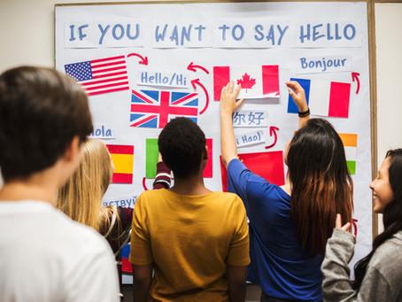 Pierwsze lekcje języka angielskiego
