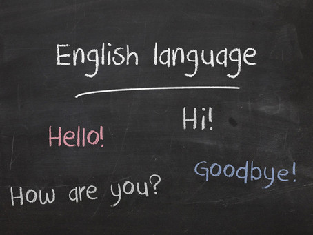 Nabór na zajęcia angielskiego (online)