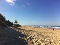 Mount Coolum Beach afternoon