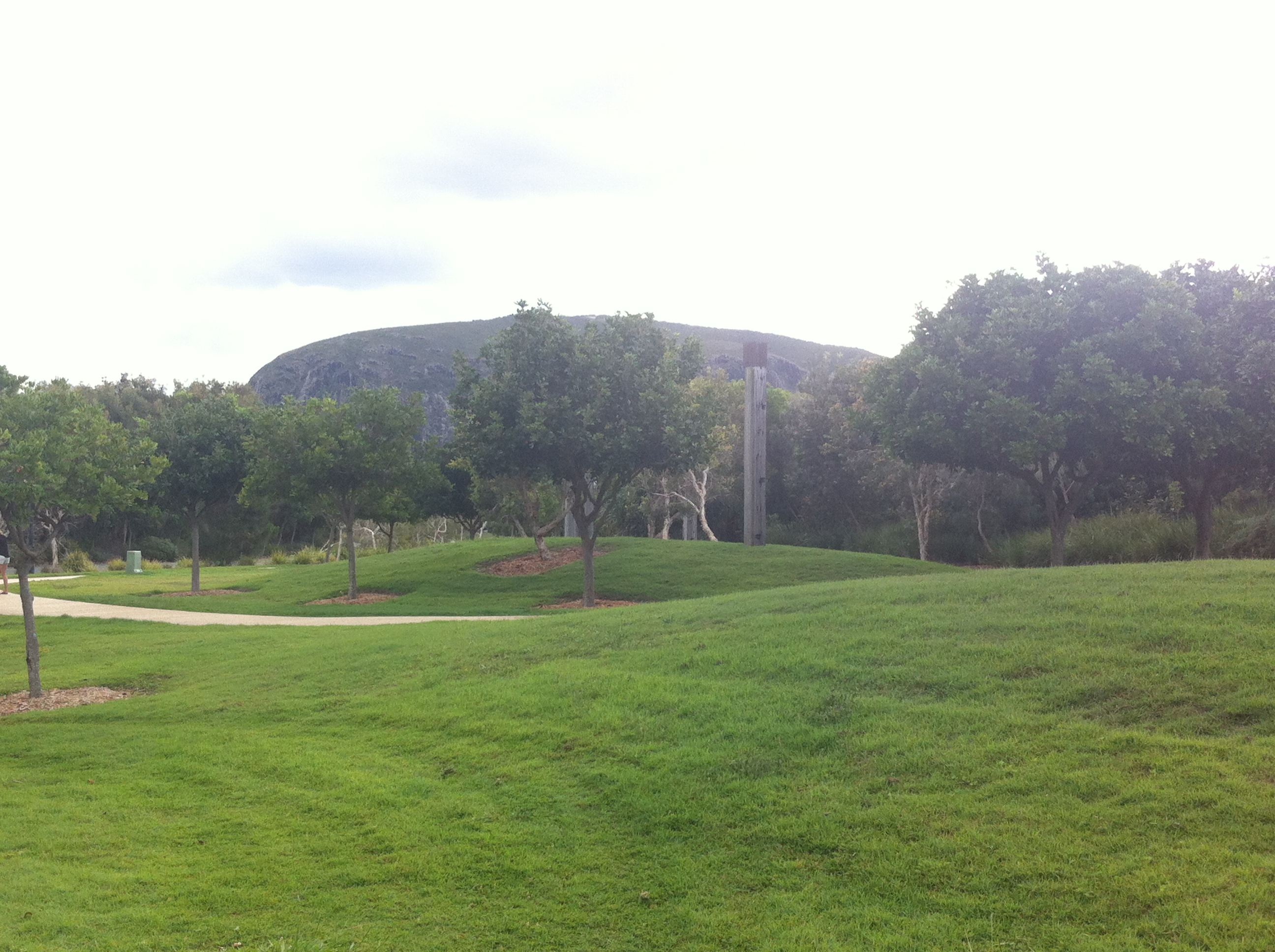 Nearby Mount Coolum