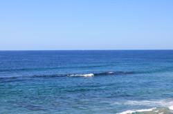 Mount Coolum beach waves