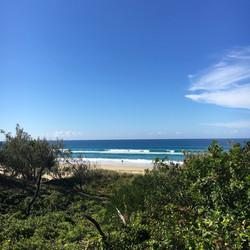 Mount Coolum beach