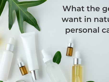 What the Different Generations Want In Personal Care Products