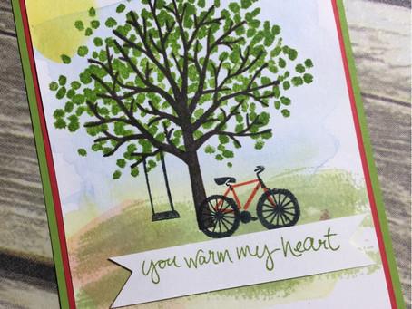 Sheltering Tree Warm My Heart
