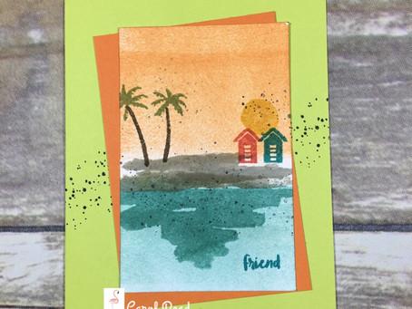 Waterfront Stamp Set