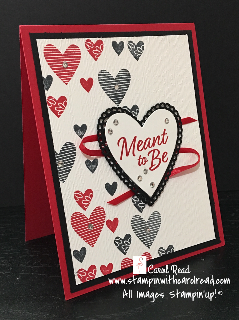 Meant To Be stamp set