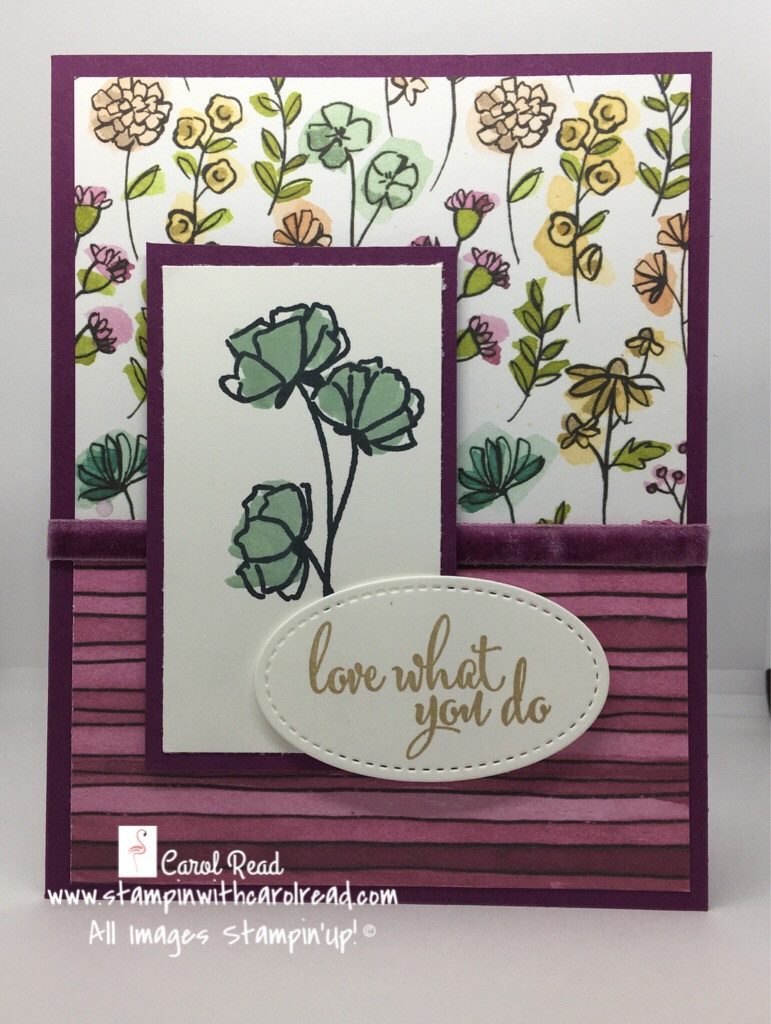 Share What You Love stamp set