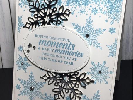 Snowflake Moments