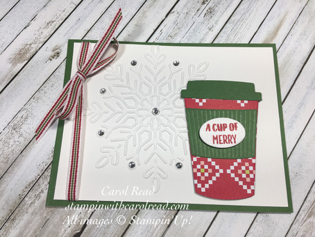 Merry Cafe' - Cup Of Merry