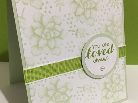 Pretty Floral Cards