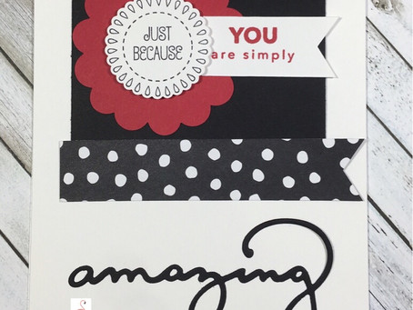You Are Simply Amazing