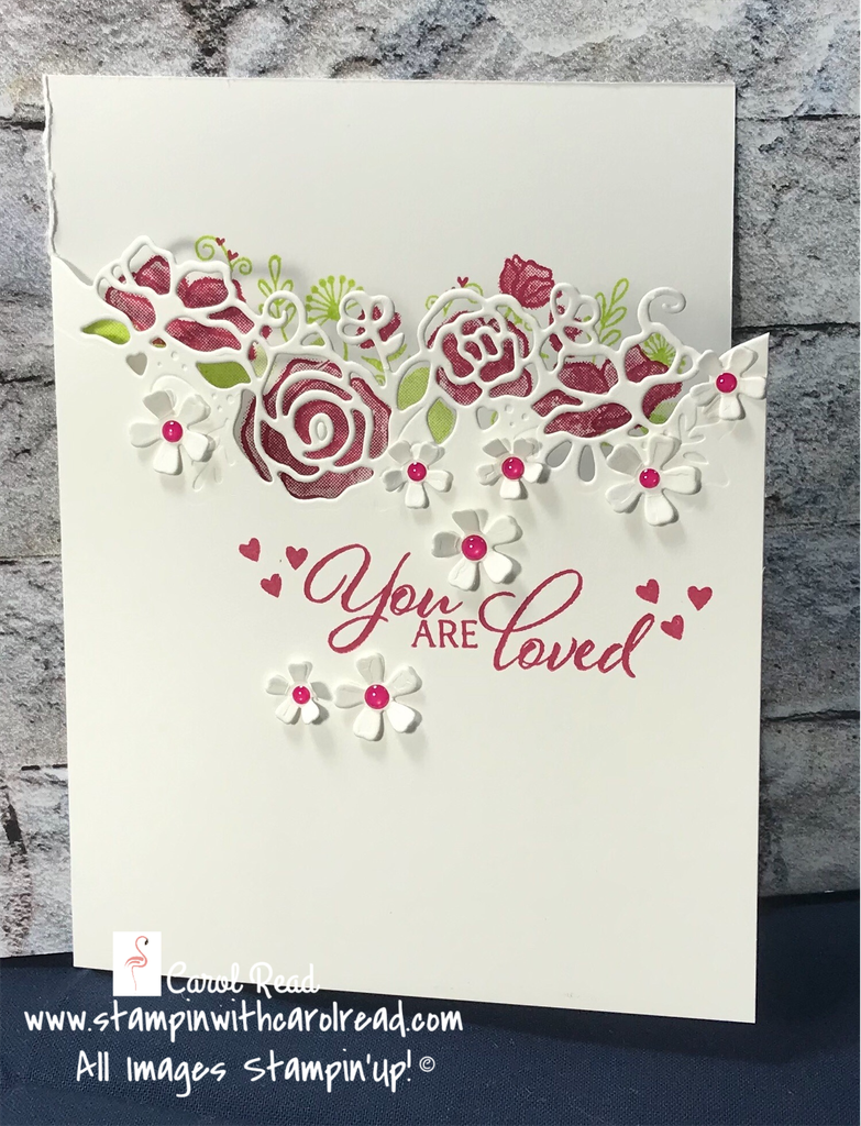 Forever Lovely by Stampin Up