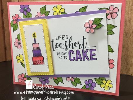 Sweet Birthday Card