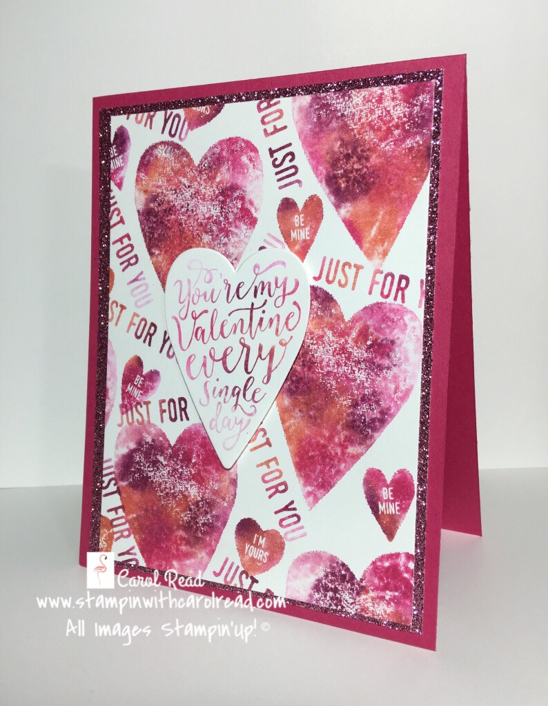Sure Do Love You bundle Stampin' Up!