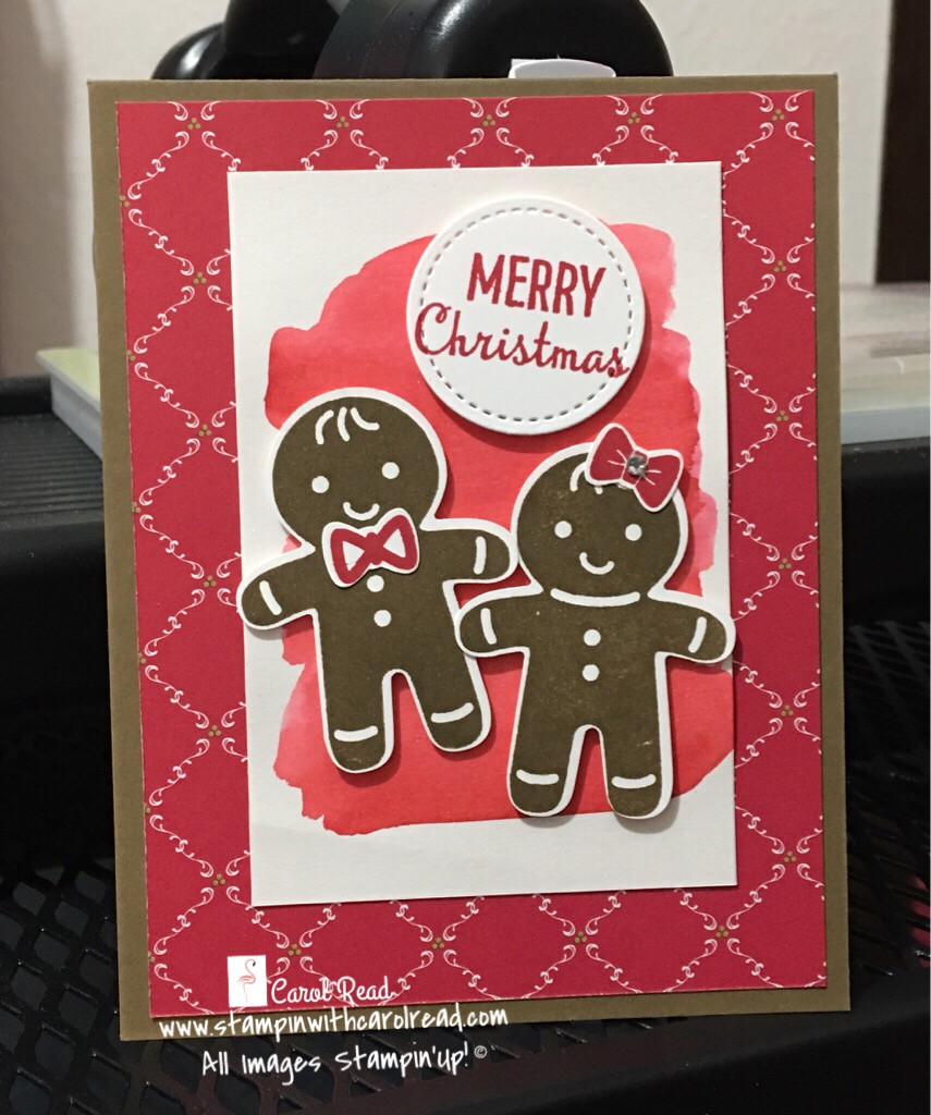 Cookie Cutter Card