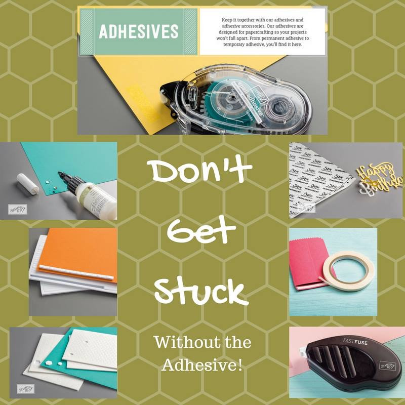 Don't get stuck without the right adhesives