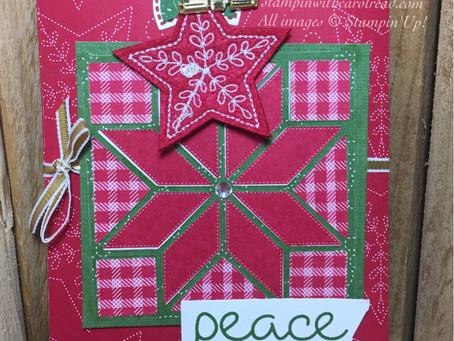 Christmas Quilt Bundle-Treat Bag