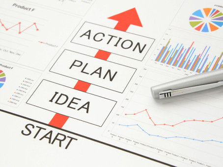 December is National Write A Business Plan Month:  Is Yours Up-to-date?