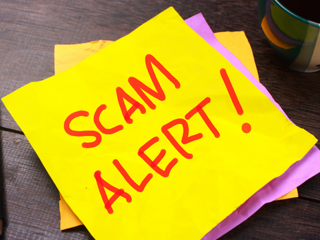 COVID-19 Scam Directed at Business Owners.