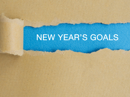 New Year … New Goals