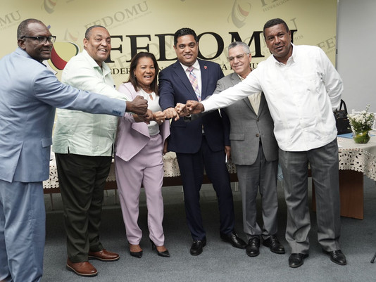 Anuncian eventos conmemorativos por XX aniversario provincia Santo Domingo