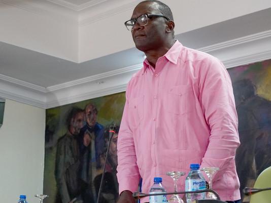 Alcalde  de los Alcarrizos Cristian Encarnación denuncia que quieren  matarlo