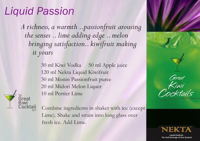 Liquid Passion