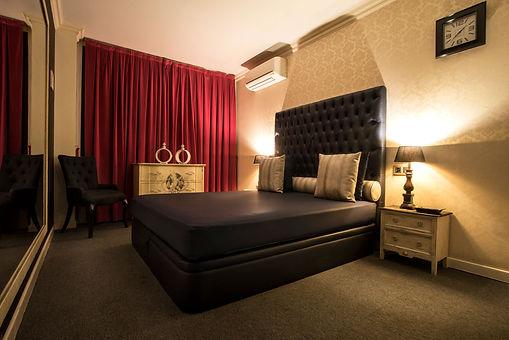 Habitación por horas en Barcelona de lujo, Supreme Rooms
