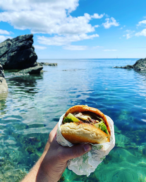Burgers to takeaway