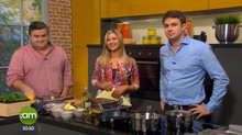 Cooking Demonstration on Saturday AM 3TV